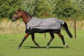 DKR Regen decke Luxe m/fleece lining