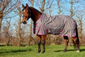 DKR Sports Regen decke Luxe mit fleece lining